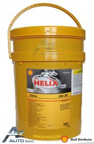 SHELL HELIX ULTRA ECT 0W-30    20 L