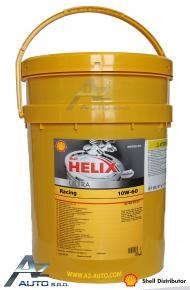 SHELL HELIX ULTRA Racing 10W-60    20 LT
