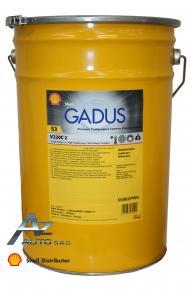 SHELL GADUS S3 V220C 2 (Retinax LX 2)      18 KG
