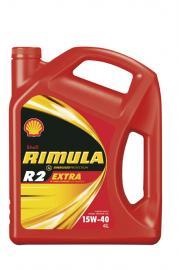 SHELL RIMULA R2 EXTRA 15W-40    4*4 L