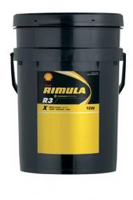 SHELL RIMULA R3 10W    20 L