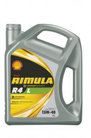 SHELL RIMULA R4 L 15W-40    4*4 L