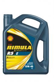 SHELL RIMULA R5 E 10W-40    4*4 L