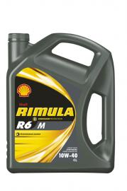 SHELL RIMULA R6 M 10W-40 4*4 L
