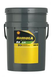 SHELL RIMULA R6 LM 10W-40    20 L