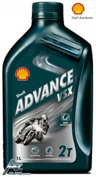 SHELL ADVANCE VSX 2        12*1 LT