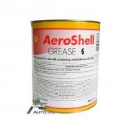 AEROSHELL GREASE 6     4*3 KG*