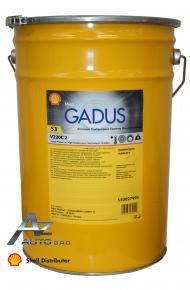 SHELL GADUS S3 V220C 2 (Albida EP 2)         18 KG