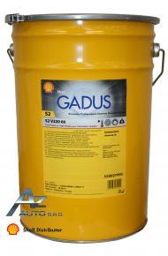 SHELL GADUS S2 V220 00 (ALVANIA GL 00)        18 KG*