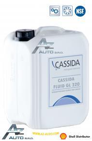 CASSIDA FLUID GL 320  10 LT