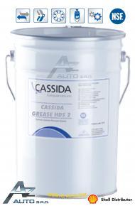 CASSIDA GREASE HDS 2        19 KG