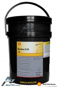SHELL MORLINA S2 BL 10    20 L