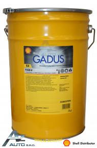 SHELL GADUS S3 T220 2  (Stamina EP 2)    20 KG