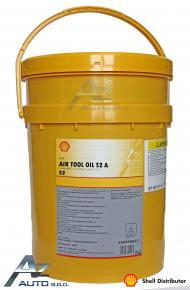 SHELL AIR TOOL OIL S2 A 32 (Torcula 32)           20 LT