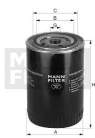 Mann W 932/81 (Fram 2850)