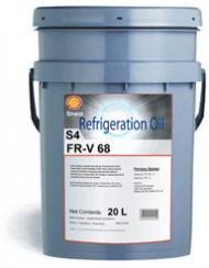 SHELL REFRIGERATION OIL   S4 FR-V 68   20 L