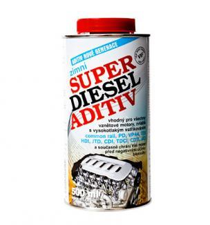 VIF Super Diesel Aditiv zimní (500 ml)