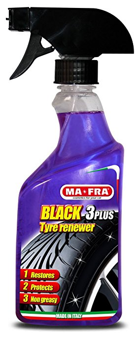 MA-FRA BLACK 3 Plus *500ml Obnova pneumatik