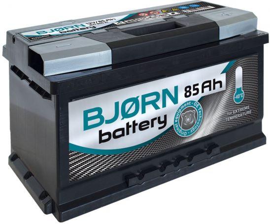 Autobaterie Bjorn 12V, 85Ah, 800A