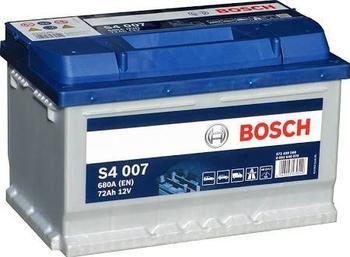 Autobaterie Bosch S4, 12V, 72Ah, 680A, 0 092 S40 070