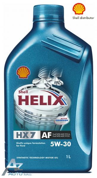 SHELL HELIX HX7 AF 5W-30     12*1 LT